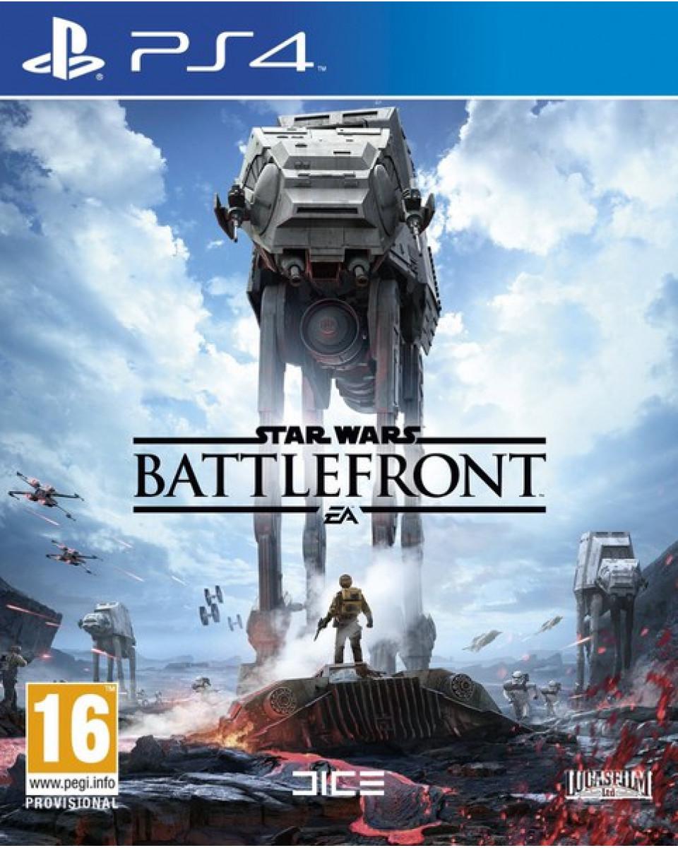 PS4 Star Wars - Battlefront