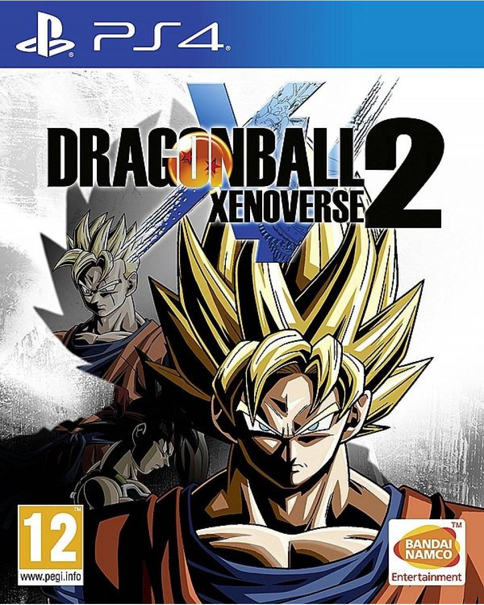 PS4 Dragon Ball - Xenoverse 2