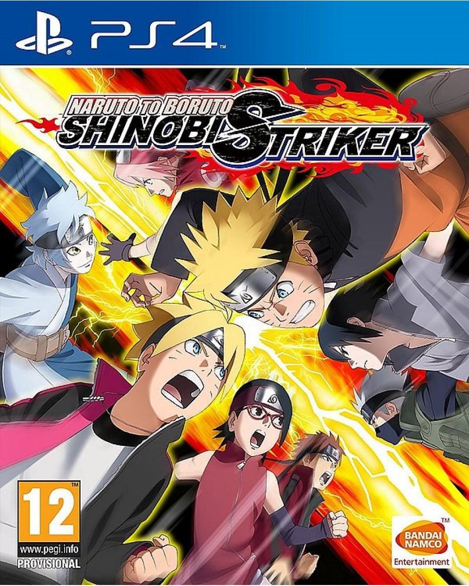 PS4 Naruto to Boruto - Shinobi Striker