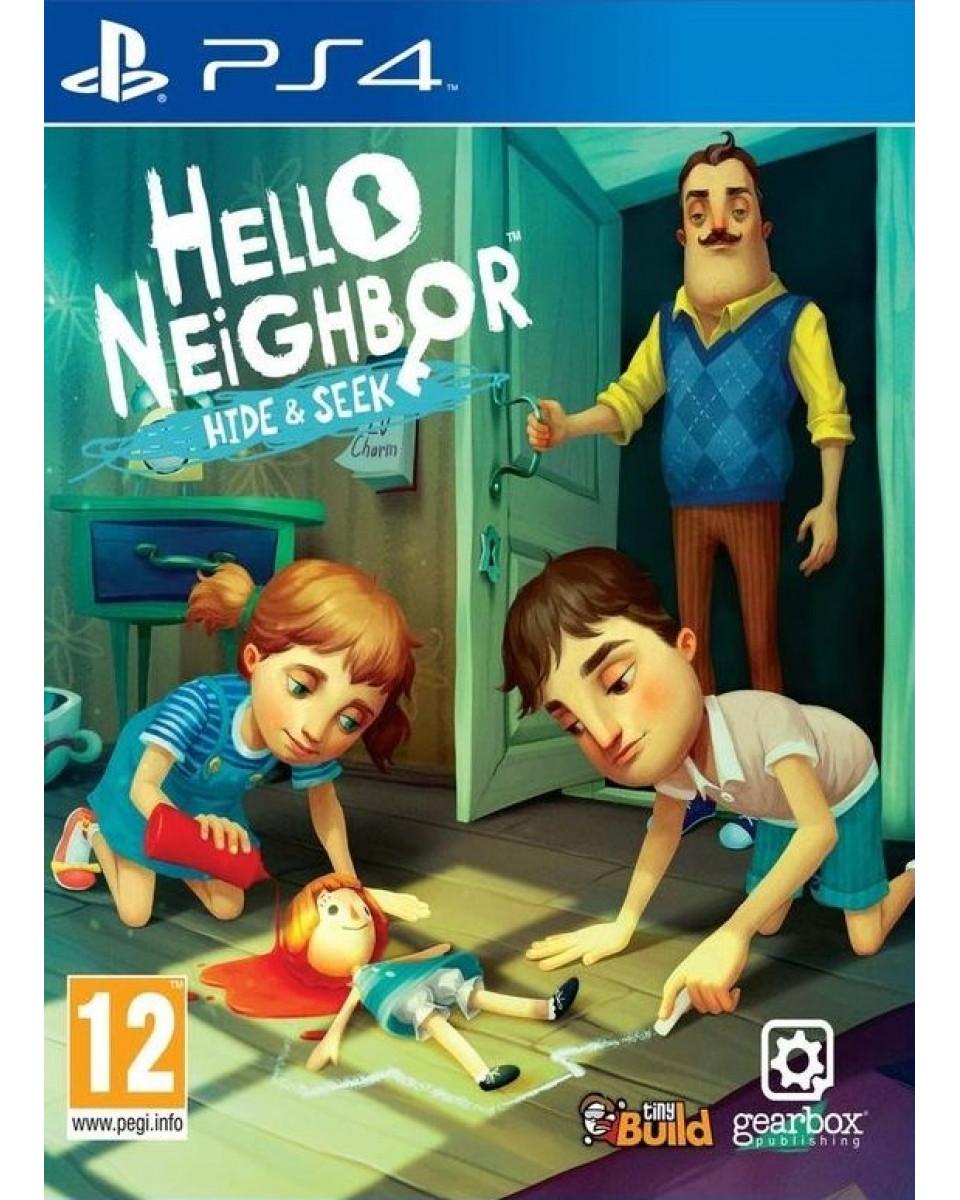 PS4 Hello Neighbor - Hide & Seek