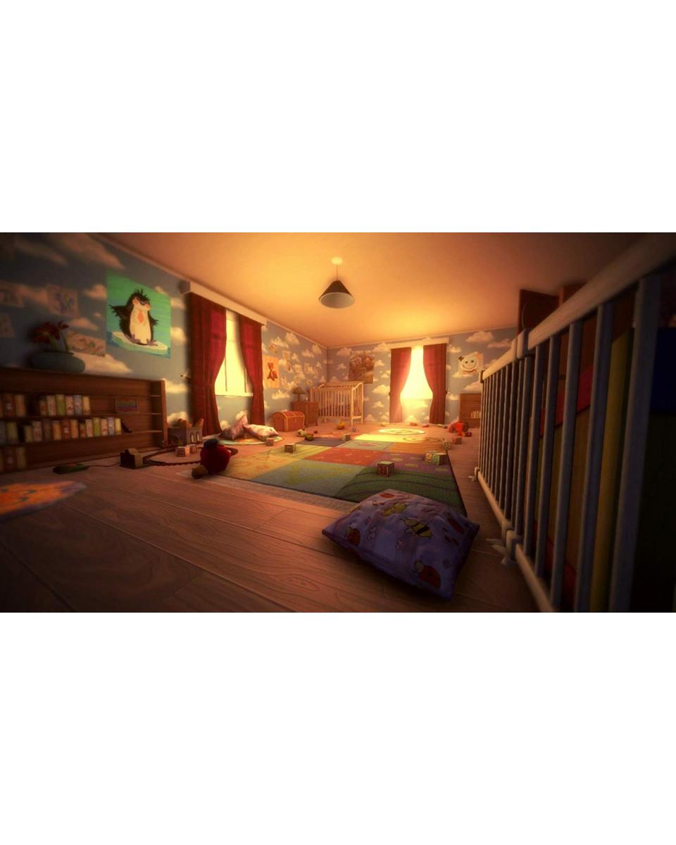 PS4 Among the Sleep - Enhanced Edition