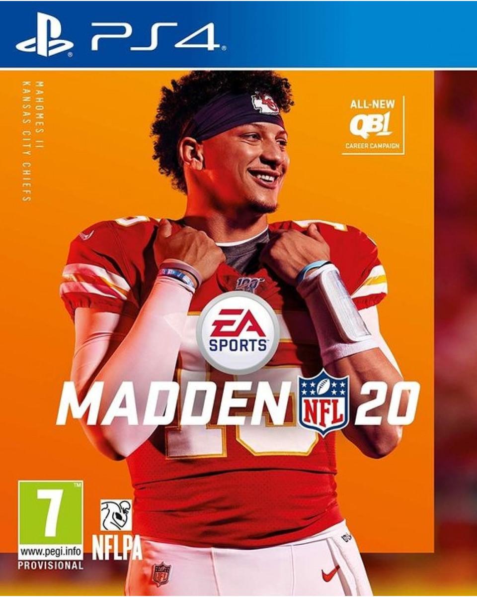 PS4 Madden NFL 20