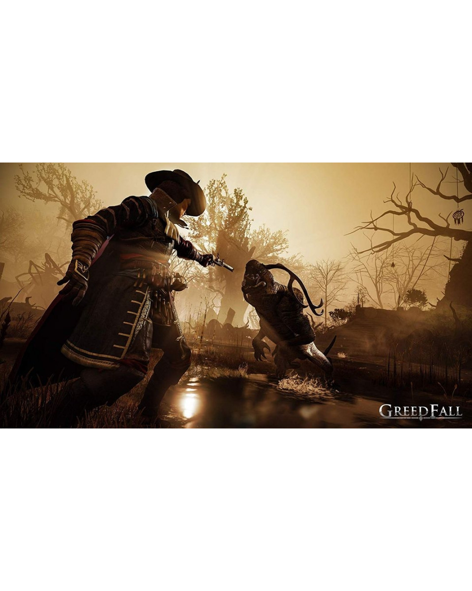 PS4 GreedFall