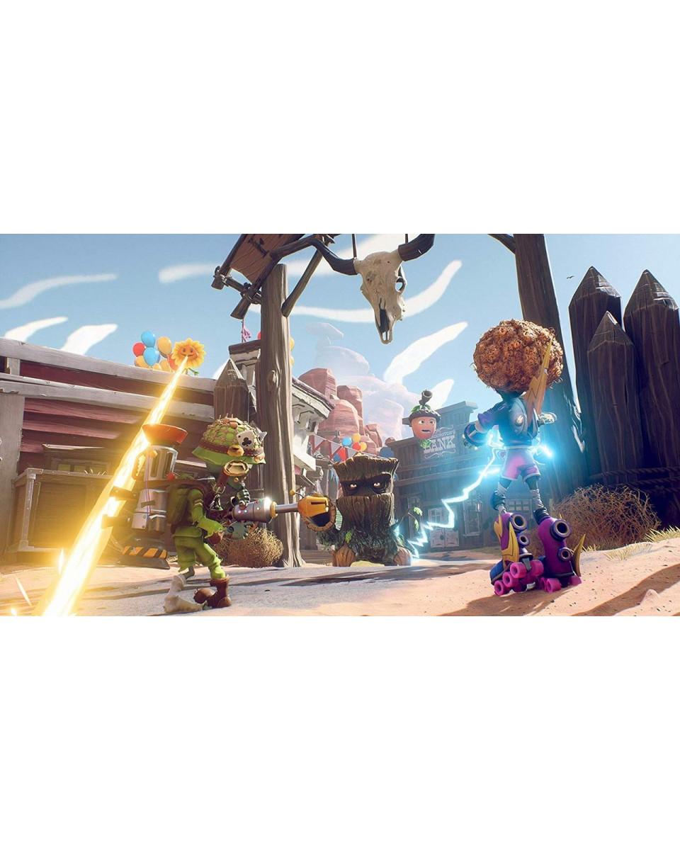 PS4 Plants vs. Zombies - Battle For Neighborville