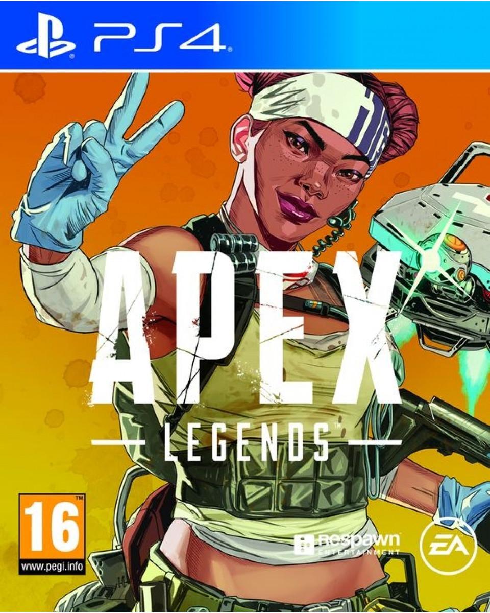 PS4 Apex Legends - Lifeline Edition