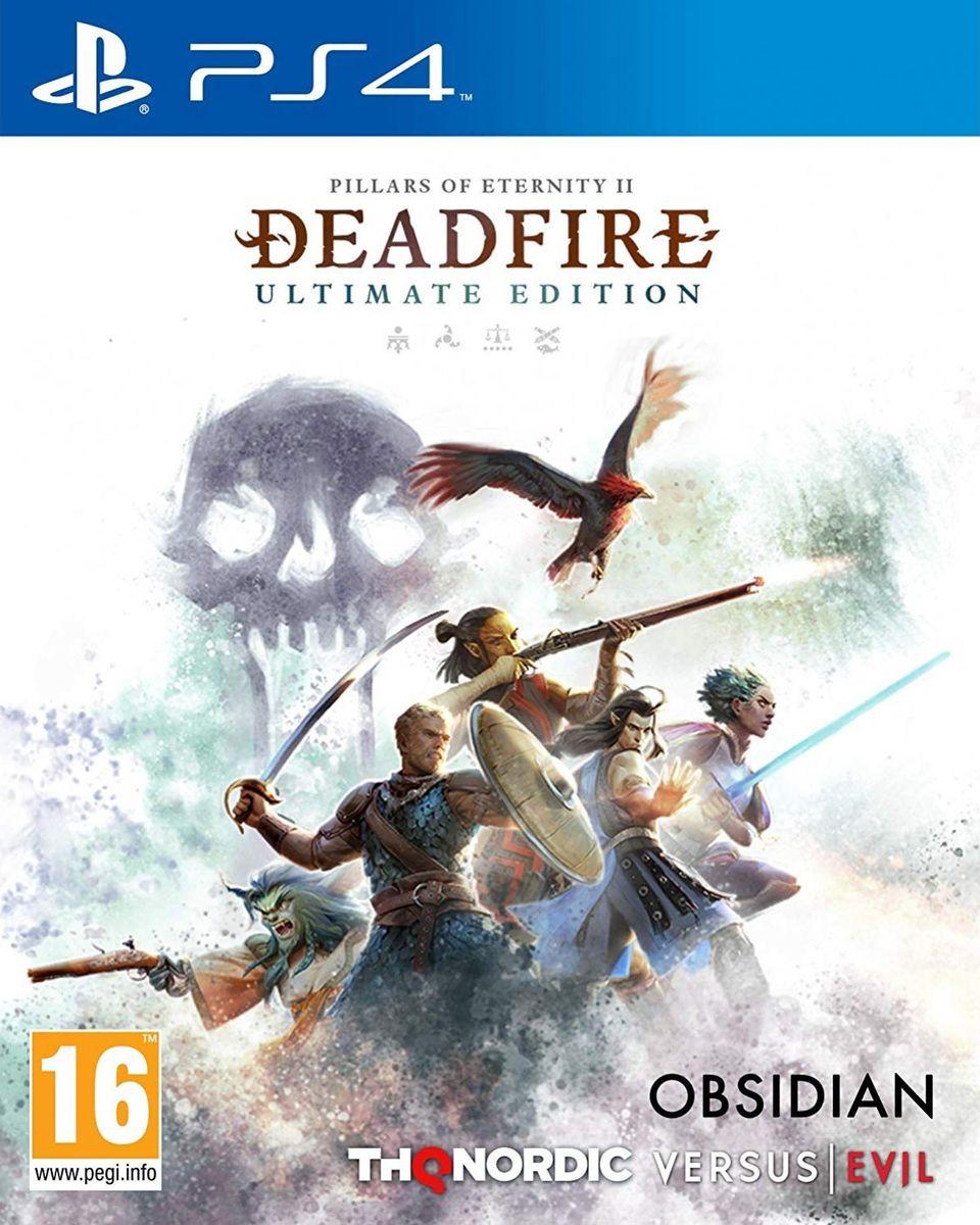PS4 Pillars Of Eternity 2 - Deadfire - Ultimate Edition