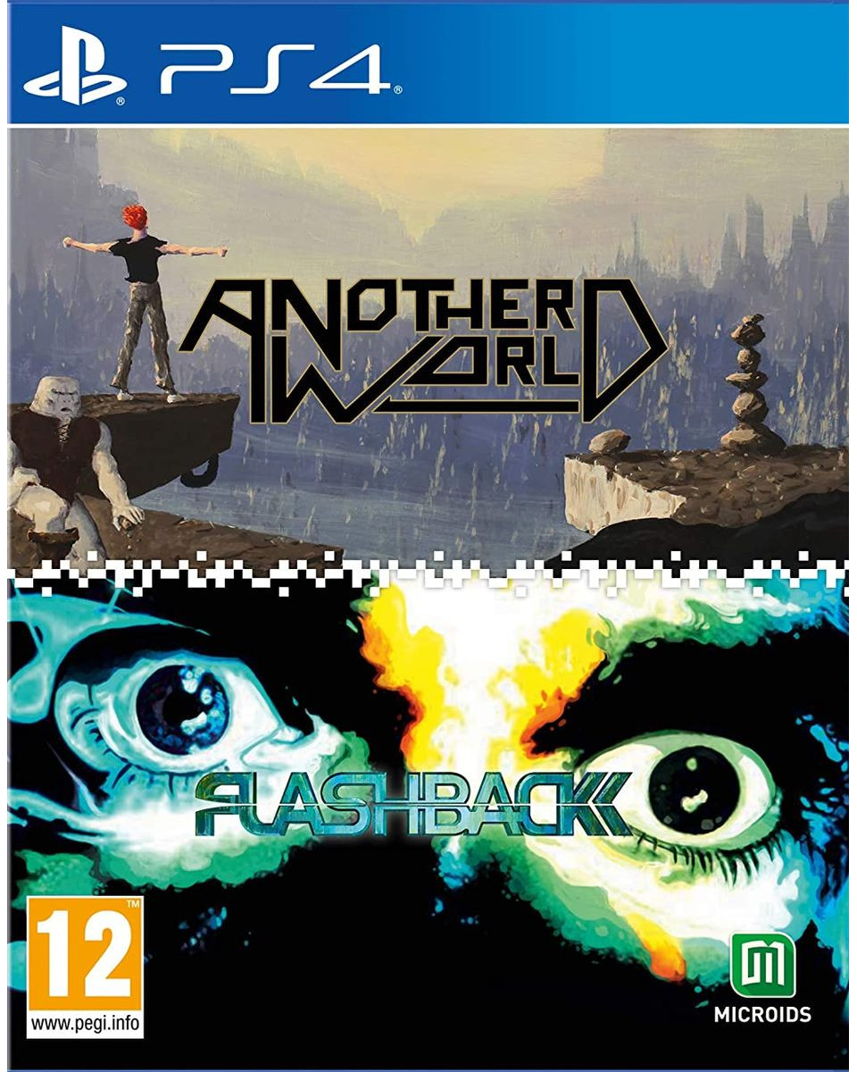 PS4 Another World & Flashback