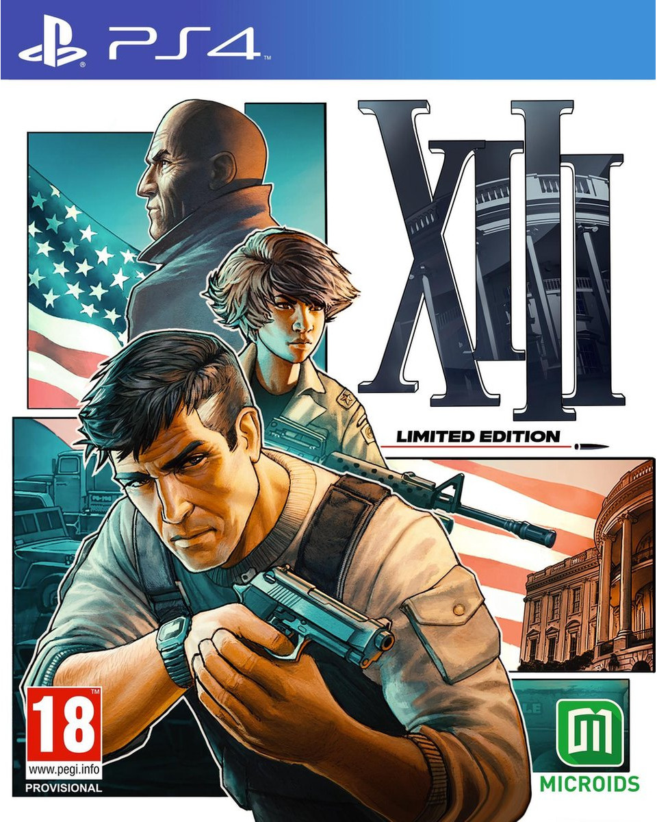 PS4 XIII - Limited Edition