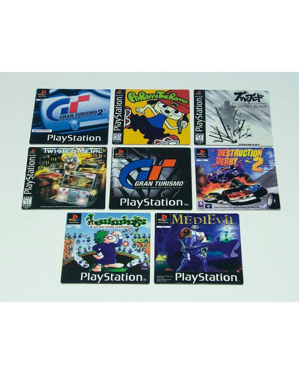 Podmetači za čaše Playstation