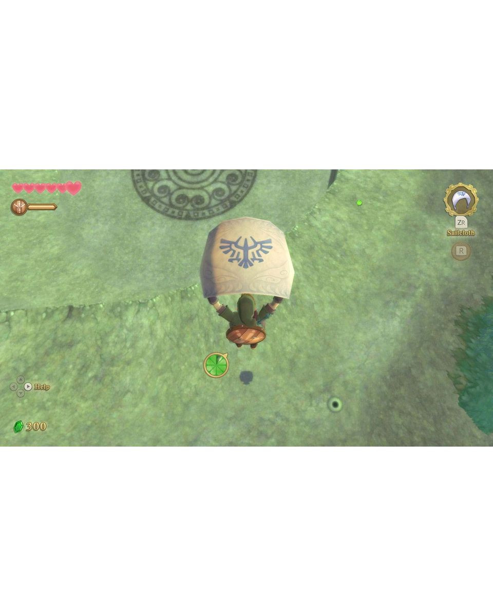 Switch The Legend Of Zelda - Skyward Sword HD