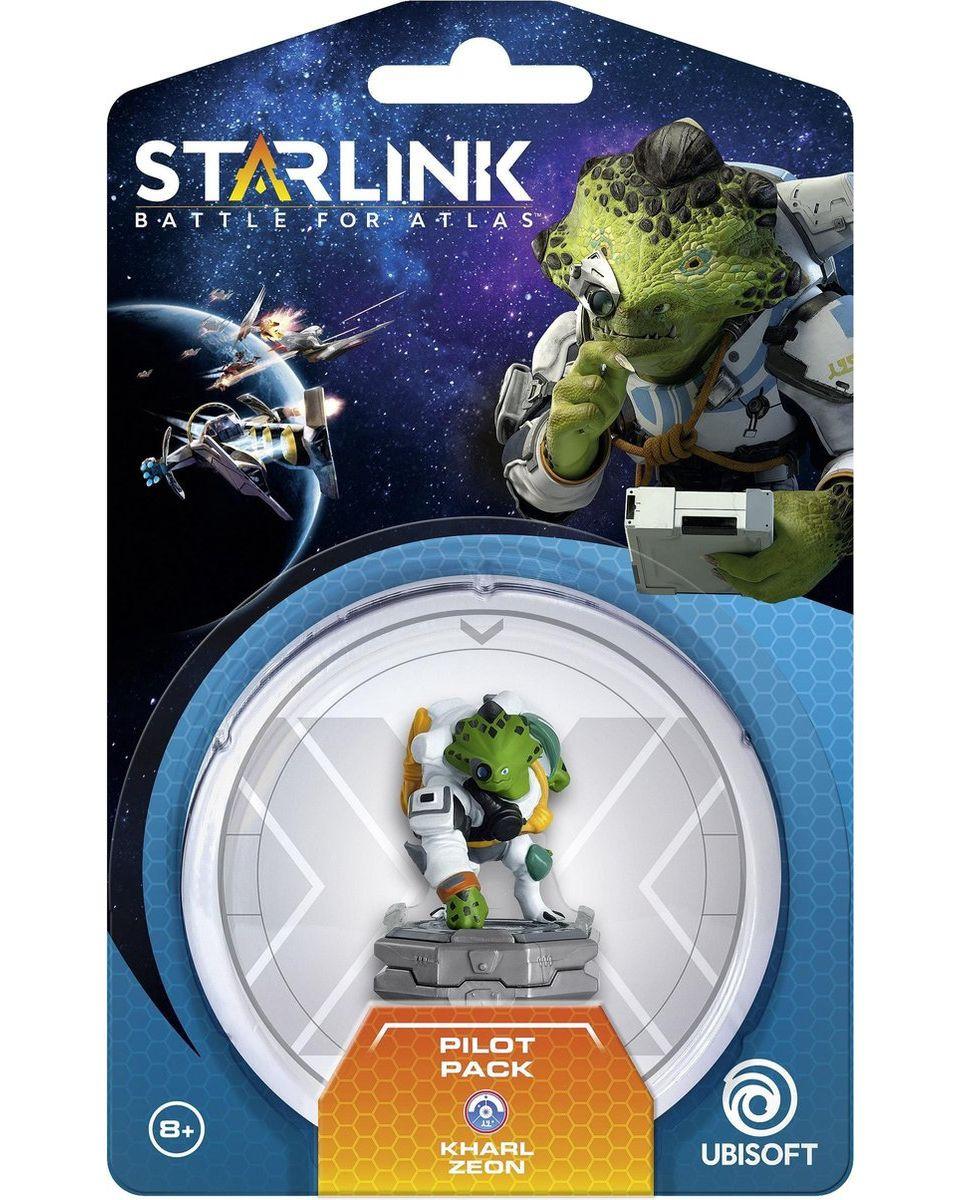 Starlink Pilot Pack Kharl
