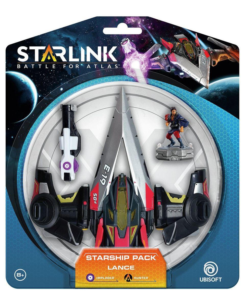 Starlink Starship Pack Lance