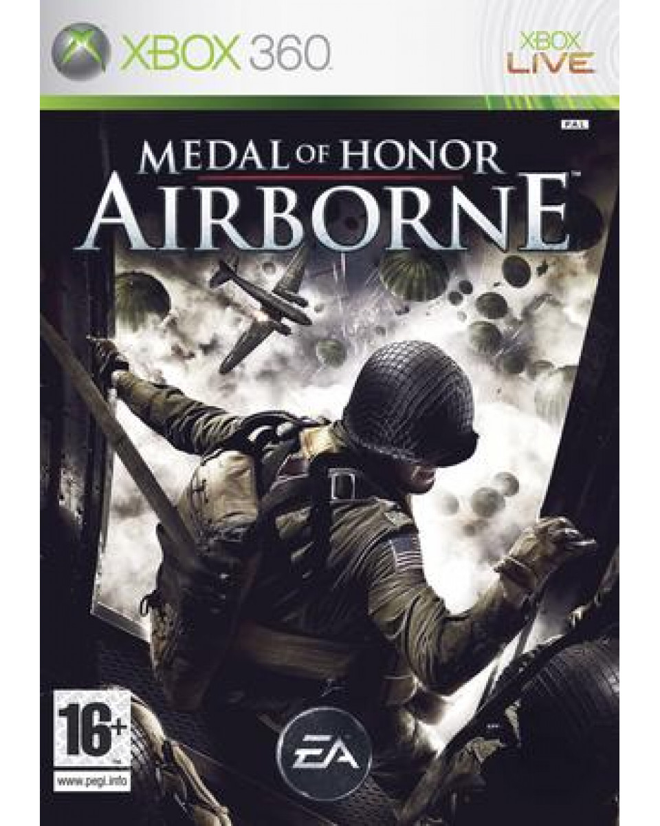 XB360 Medal of Honor - Airborne
