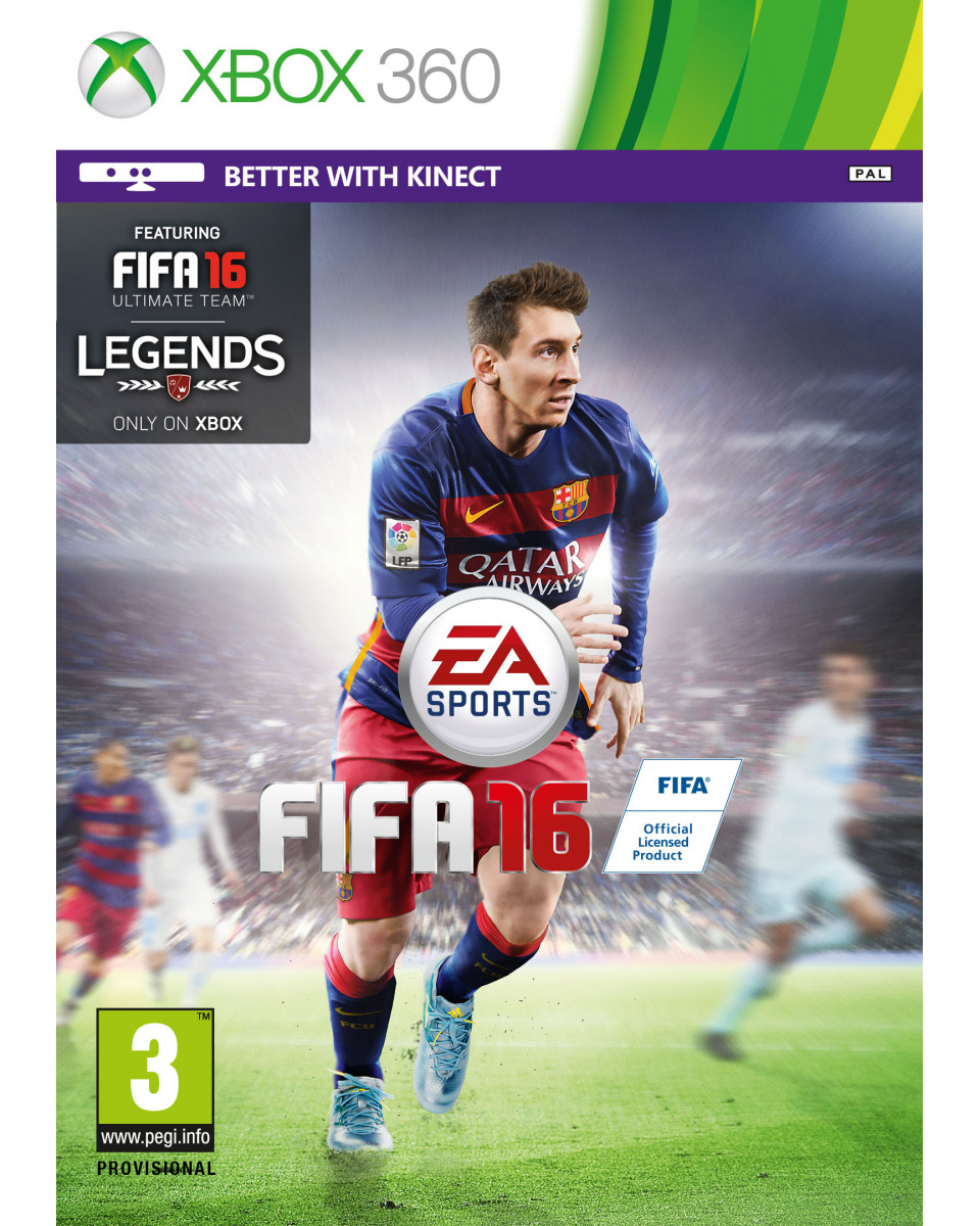 XB360 FIFA 16