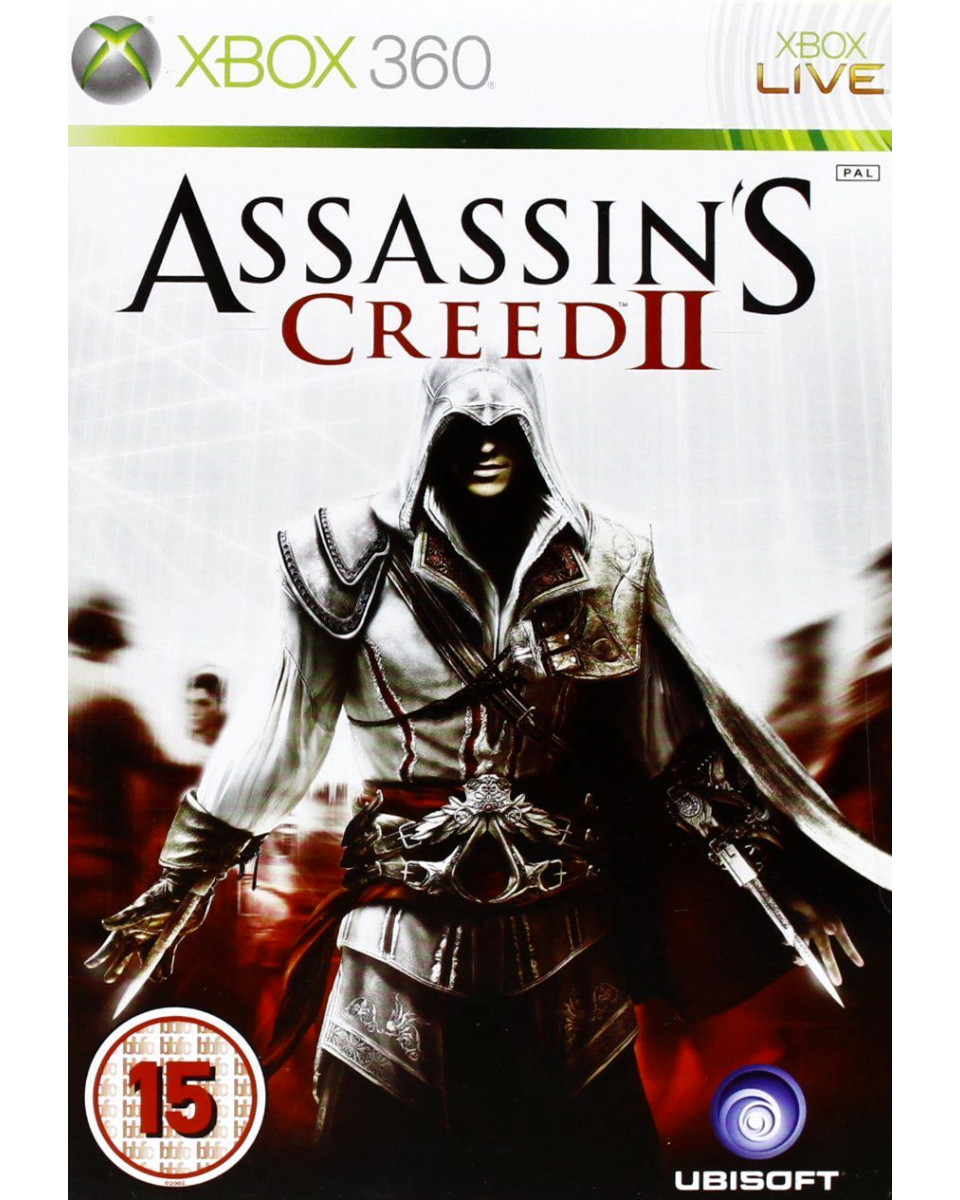 XB360 Assassin's Creed 2