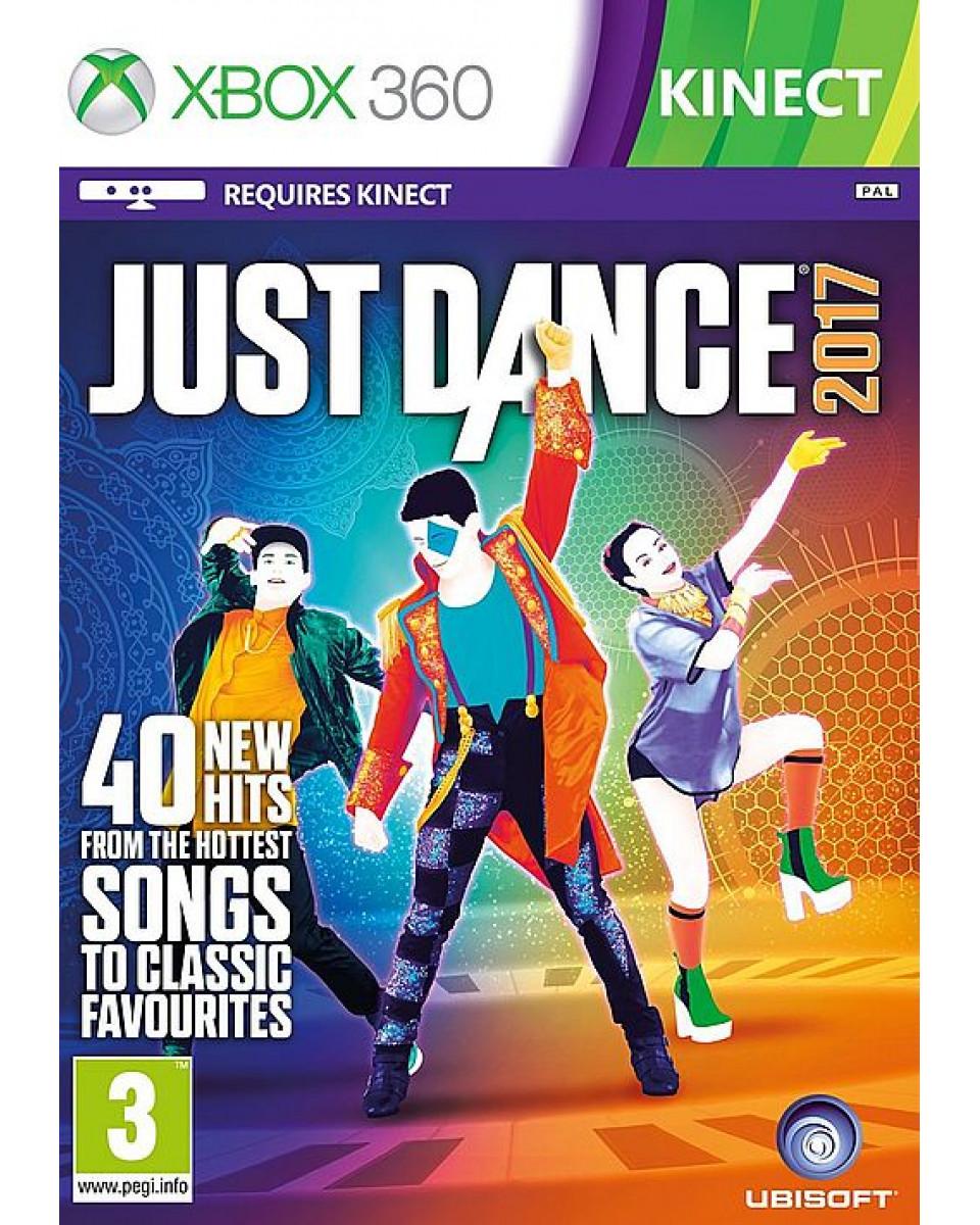 XB360 Just Dance 2017
