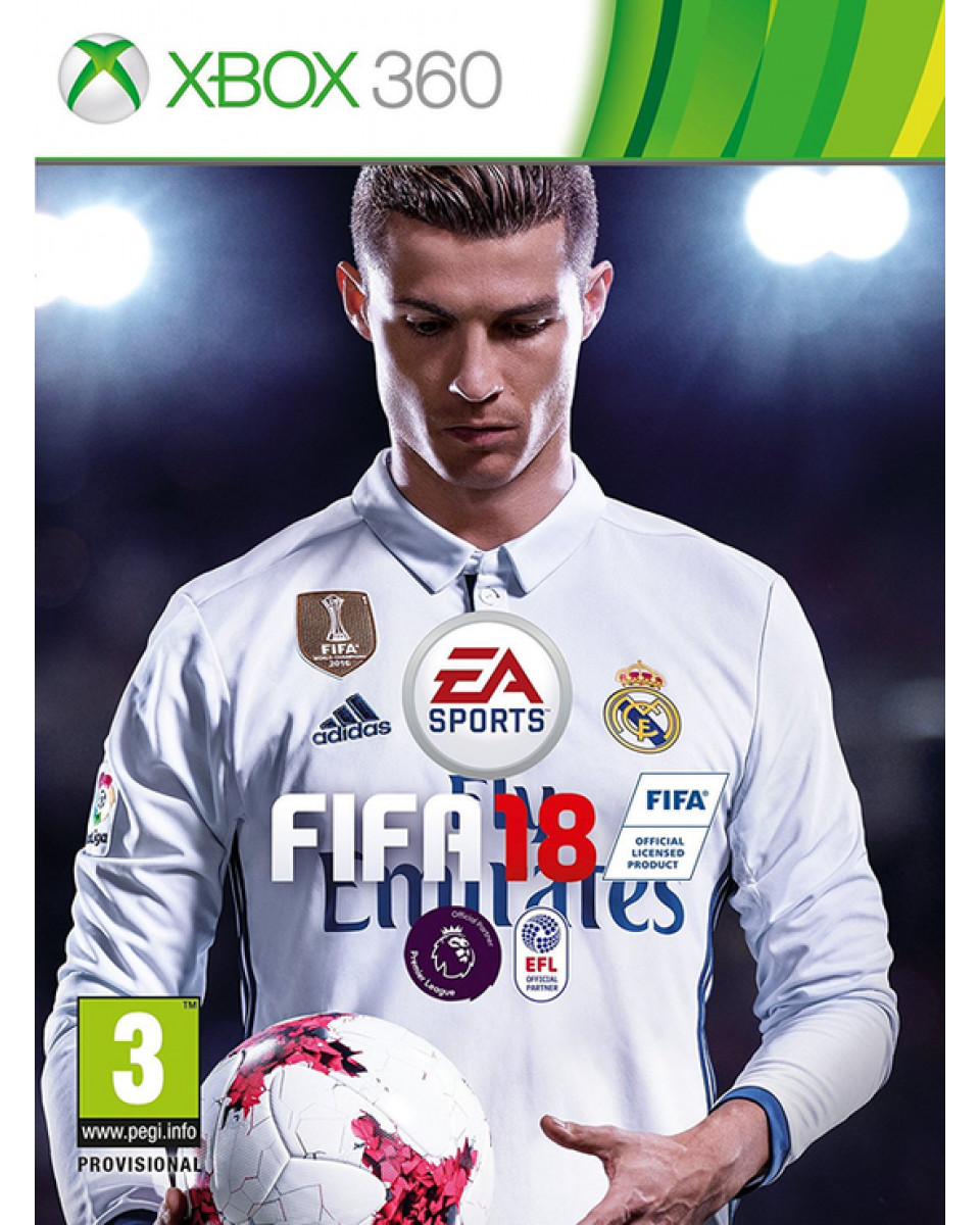 XB360 FIFA 18