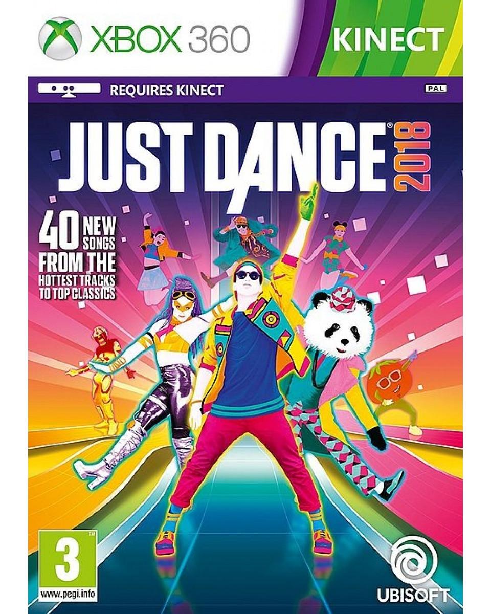XB360 Just Dance 2018