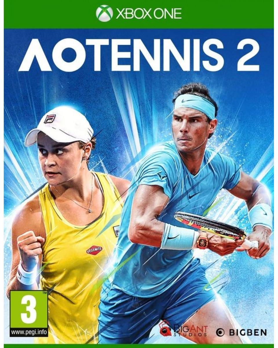 XBOX ONE AO Tennis 2