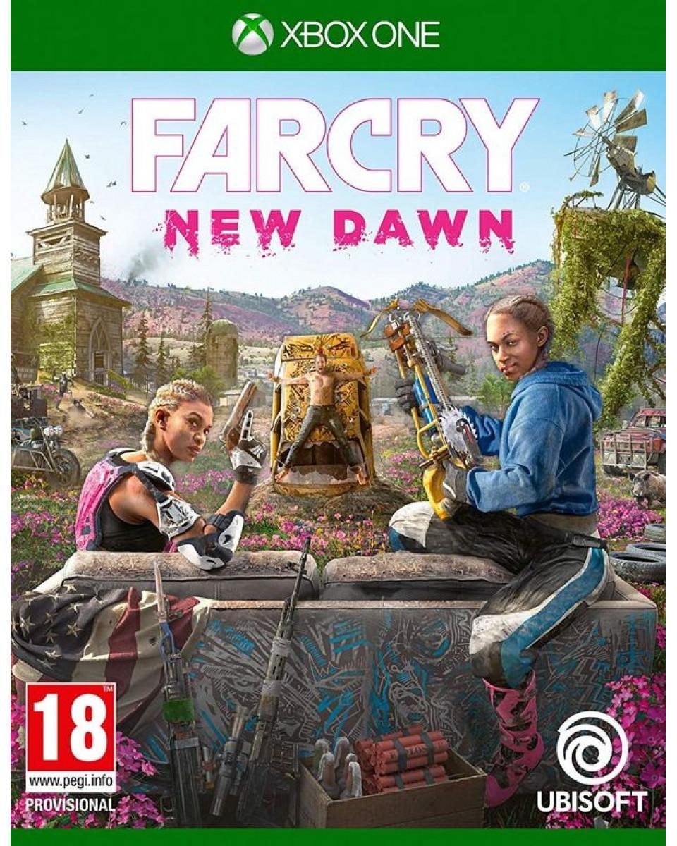 XBOX ONE Far Cry - New Dawn