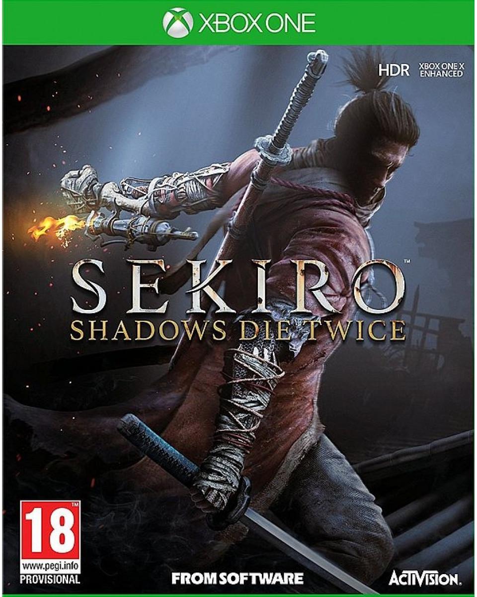 XBOX ONE Sekiro - Shadows Die Twice