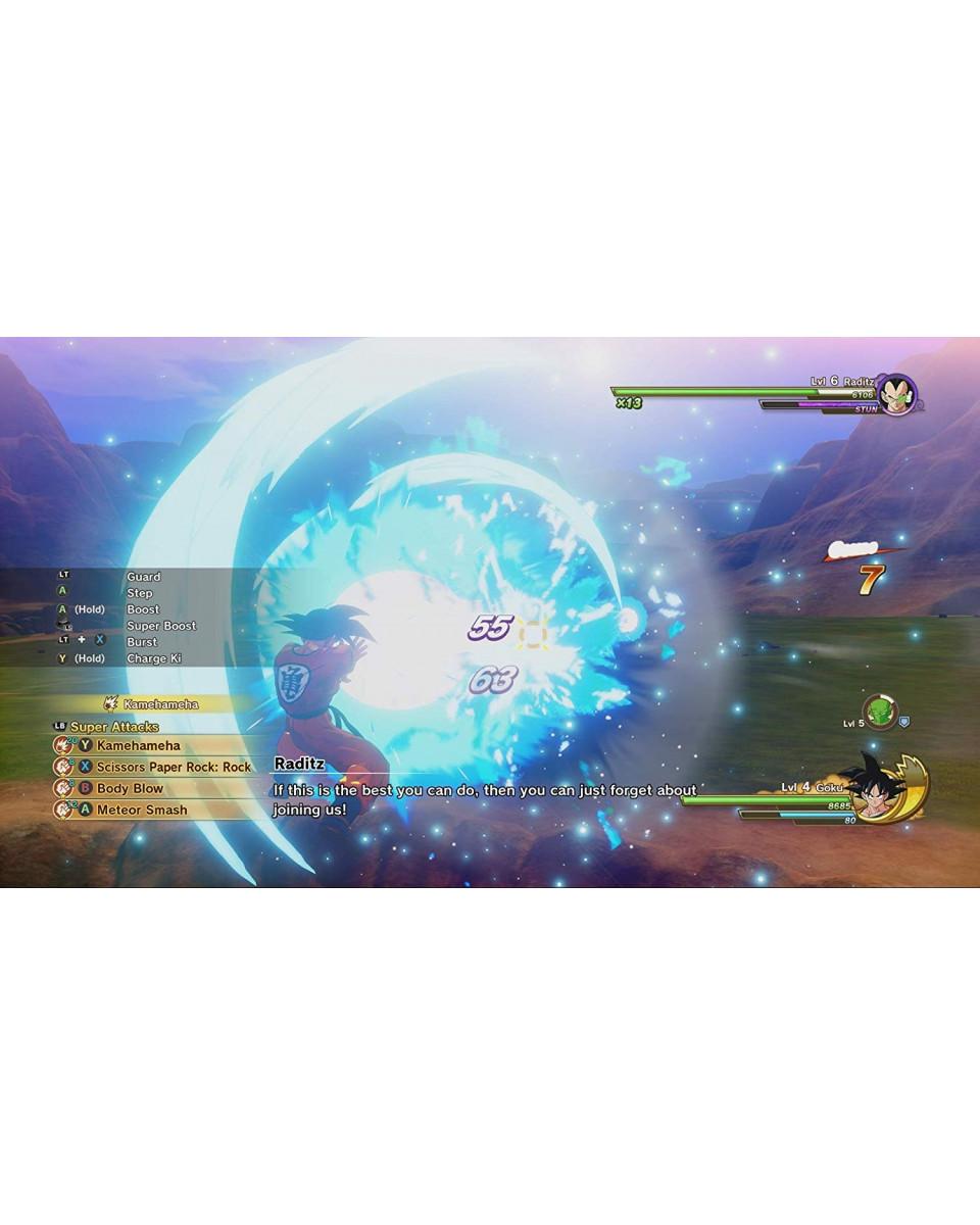 XBOX ONE Dragon Ball Z Kakarot - Deluxe Edition