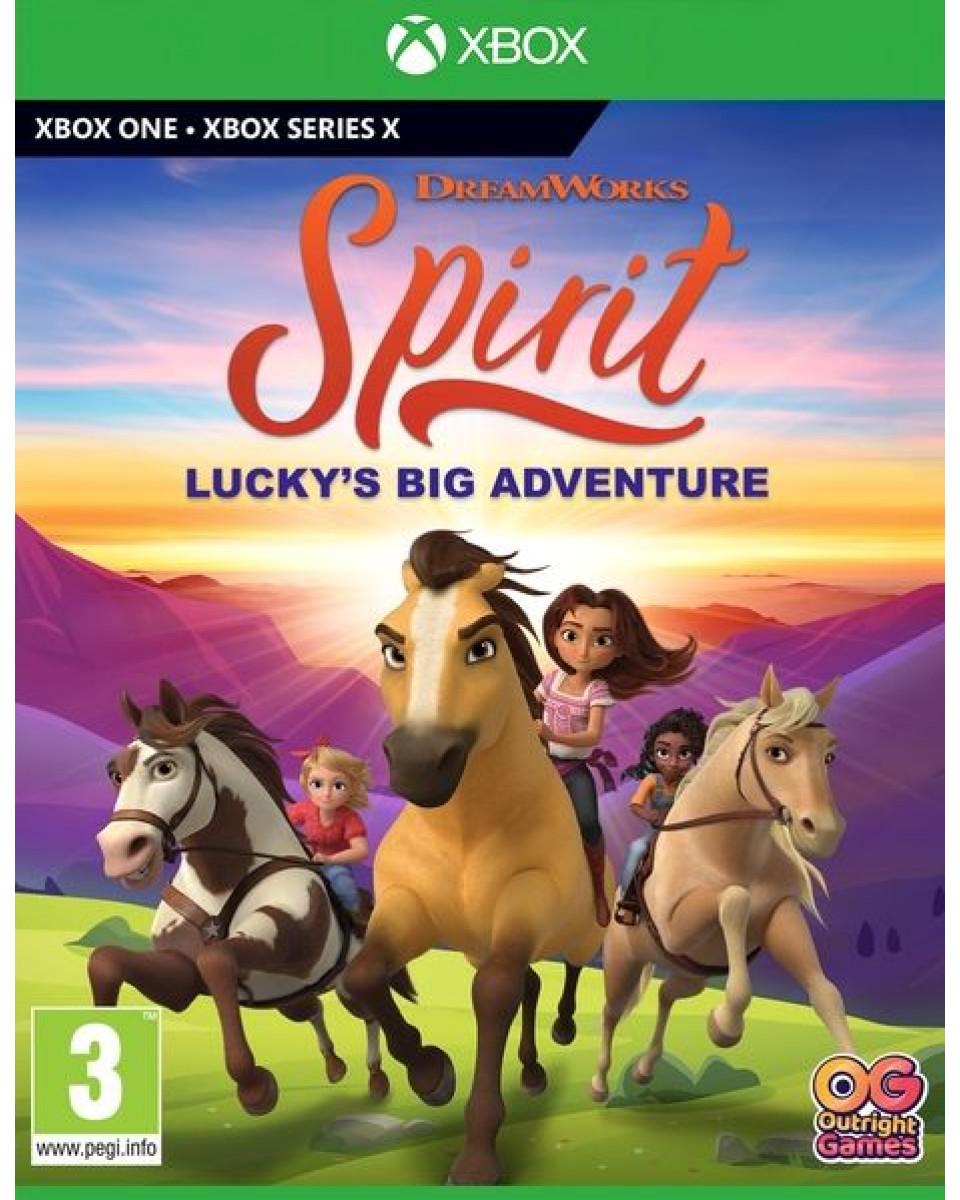 XBOX ONE Spirit - Lucky's Big Adventure
