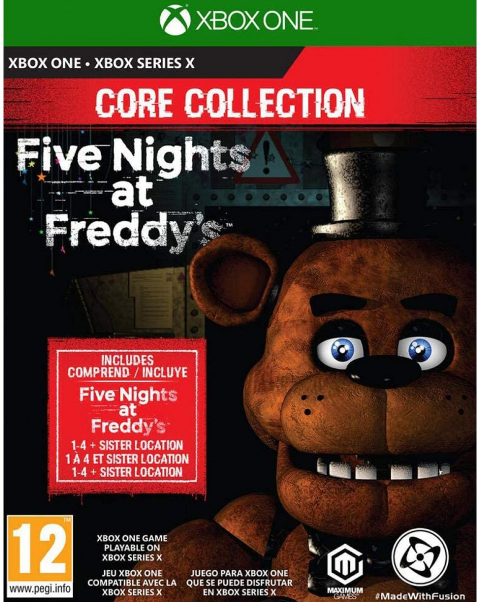 XBOX ONE Five Nights at Freddy's - Core Collection