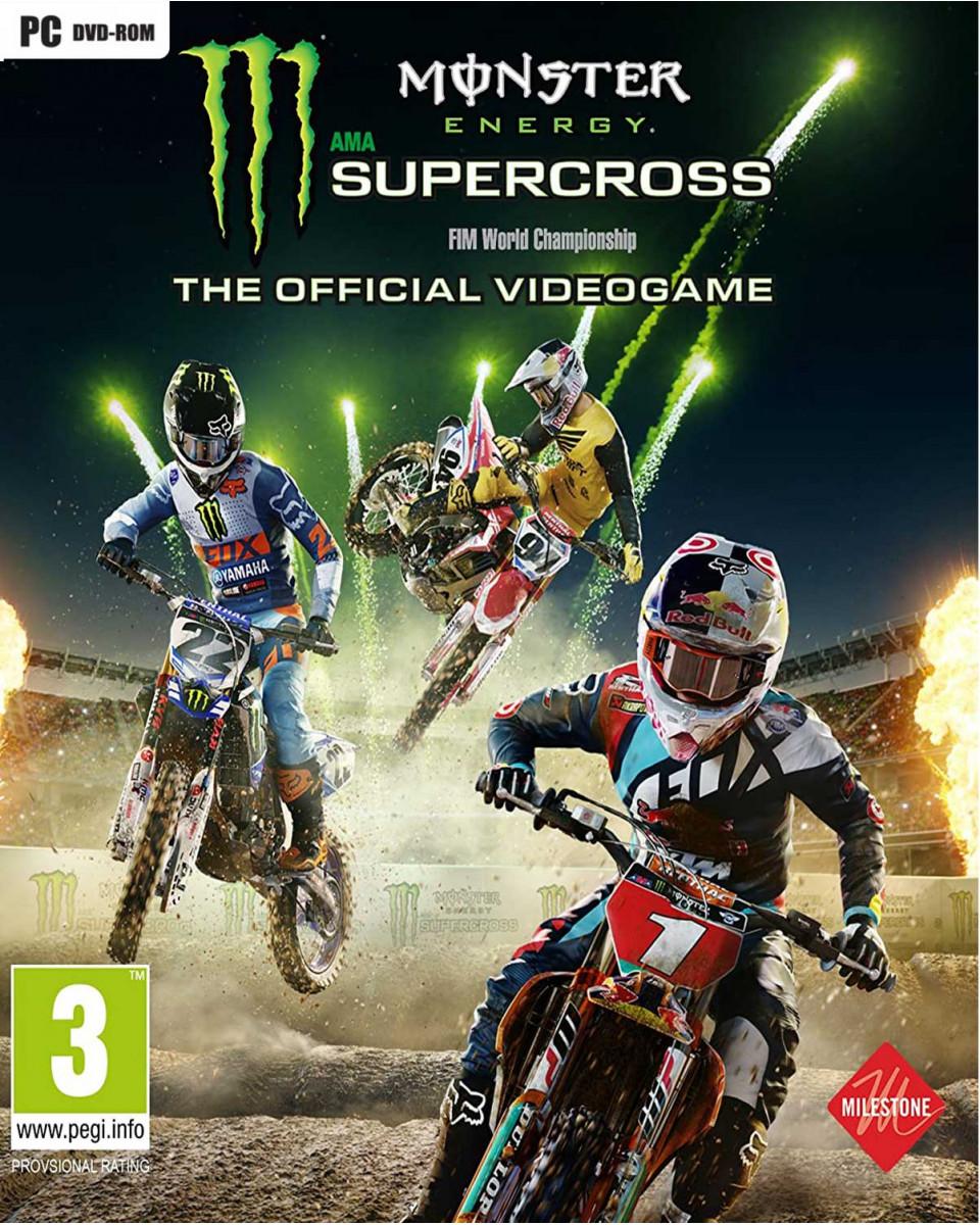PCG Monster Energy Supercross - The Official Videogame 4