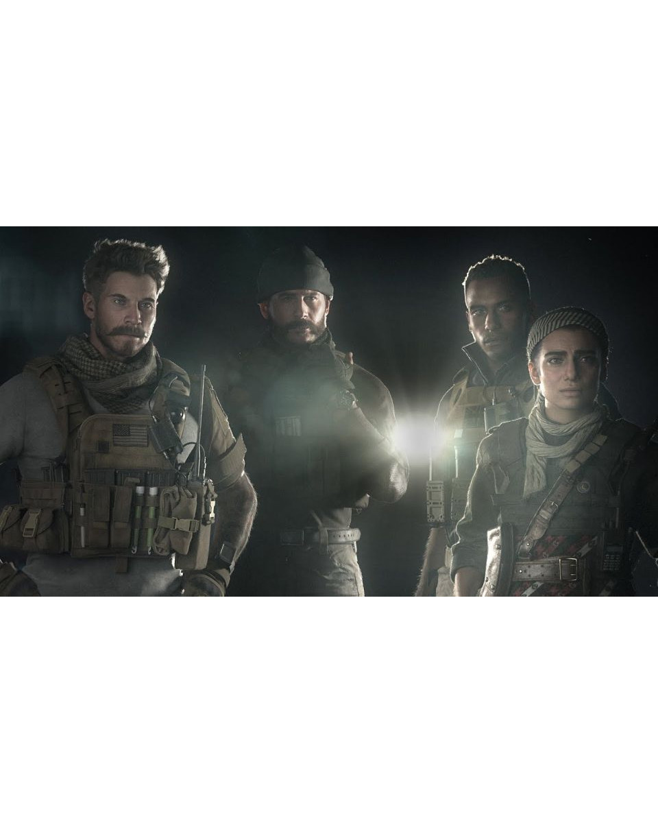 PS4 Call of Duty - Modern Warfare