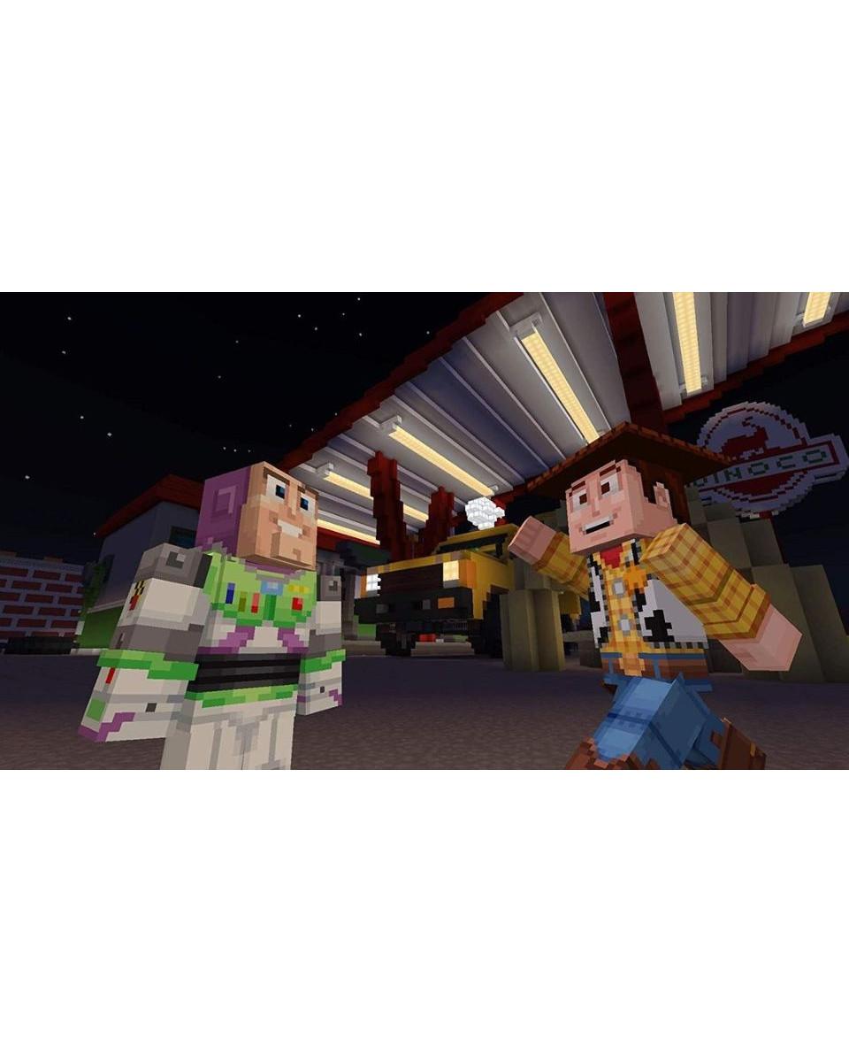 PS4 Minecraft - Bedrock Edition