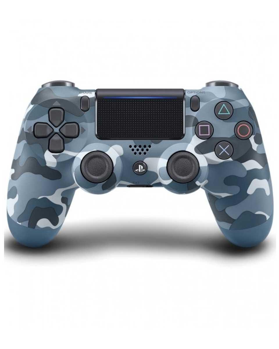 Gamepad Sony Dualshock 4 - Camo Blue